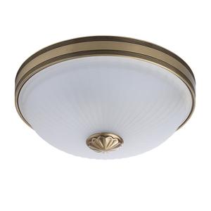Lampa wisząca Amanda Classic 2 Mosiądz - 295013402 small 0