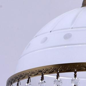 Lampa wisząca Amanda Classic 1 Mosiądz - 295015201 small 4