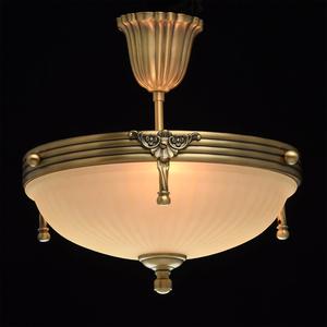 Lampa wisząca Aphrodite Classic 3 Mosiądz - 317011403 small 1