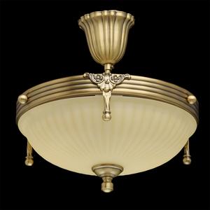 Lampa wisząca Aphrodite Classic 3 Mosiądz - 317011403 small 2