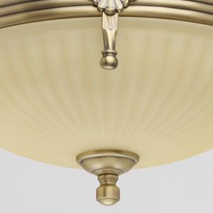 Lampa wisząca Aphrodite Classic 3 Mosiądz - 317011403 small 3