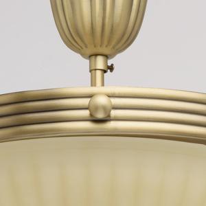 Lampa wisząca Aphrodite Classic 3 Mosiądz - 317011403 small 5