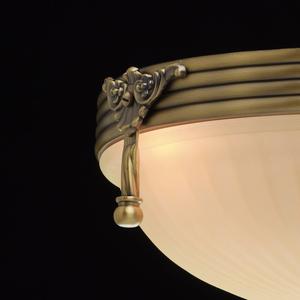 Lampa wisząca Aphrodite Classic 3 Mosiądz - 317011403 small 7