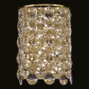 Kinkiet Pearl Crystal 3 Złoty - 232024403 small 1