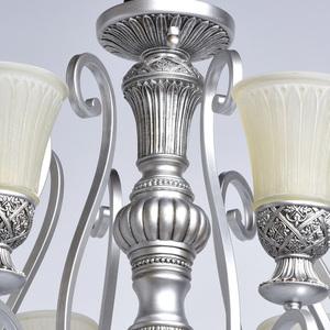 Lampa wisząca Bologna Country 8 Srebrny - 254010908 small 7