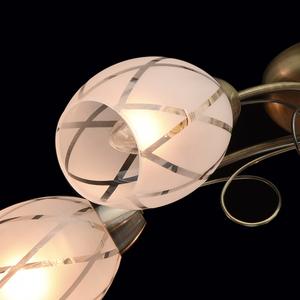 Lampa wisząca Savona Megapolis 5 Złoty - 358011505 small 5
