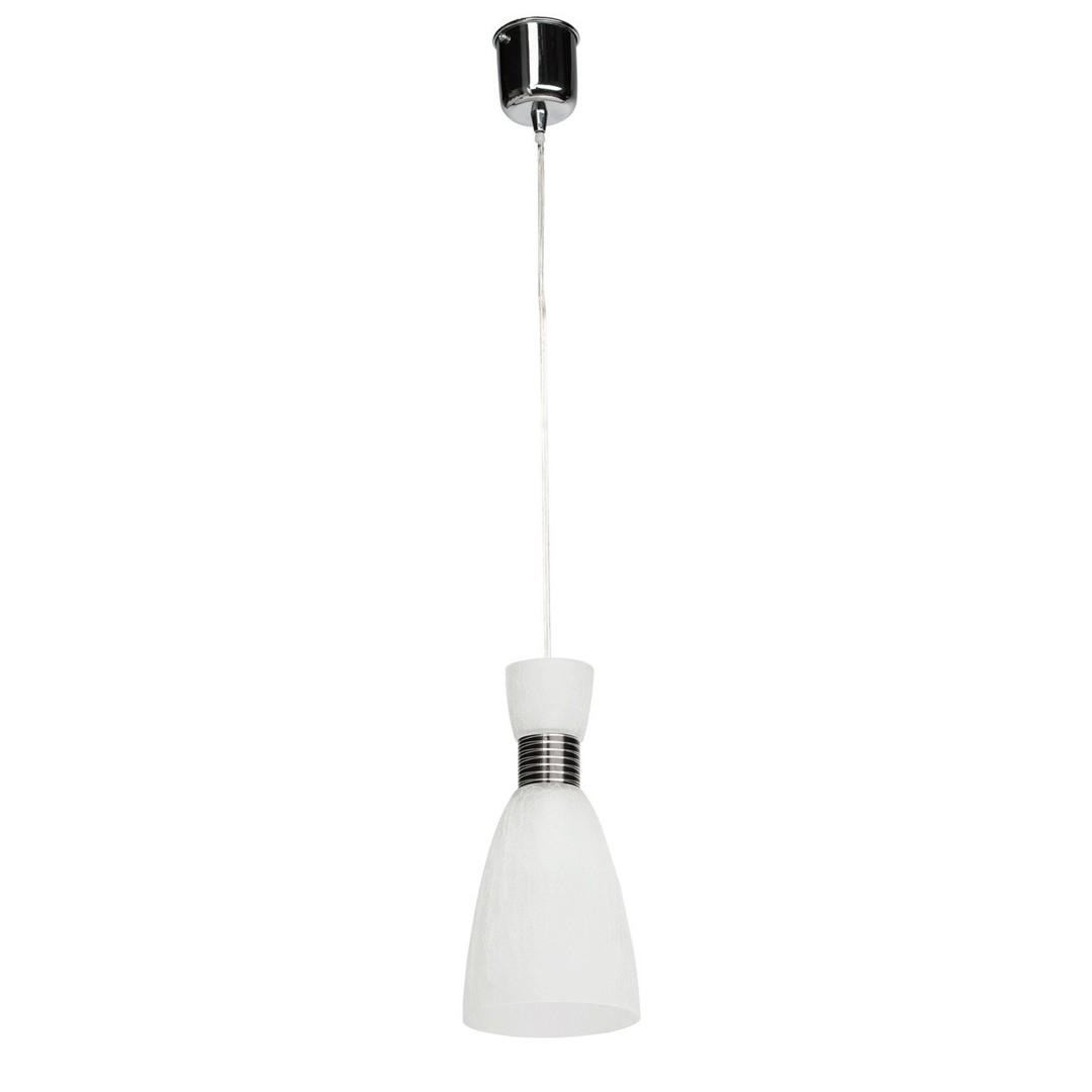 Lampa wisząca Claire Megapolis 1 Chrom - 354016301