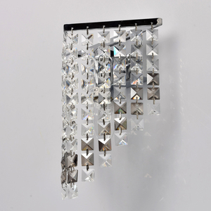 Kinkiet Venezia Crystal 1 Chrom - 464021901 small 4