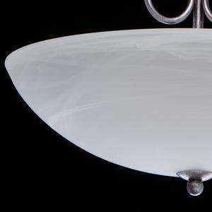 Lampa wisząca Aida Country 3 Brązowy - 323012603 small 3
