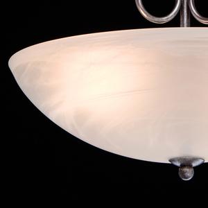 Lampa wisząca Aida Country 3 Brązowy - 323012603 small 5