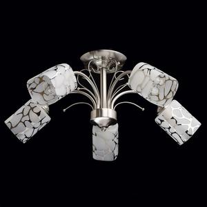 Lampa wisząca Olympia Megapolis 5 Chrom - 261019505 small 1