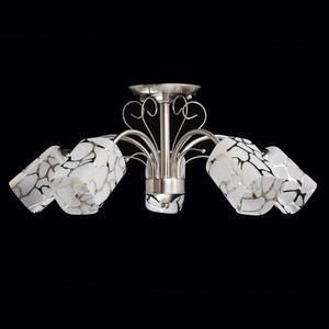 Lampa wisząca Olympia Megapolis 5 Chrom - 261019505 small 3