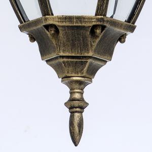Zewnętrzna lampa wisząca Fabur Street 1 Czarny - 804010401 small 7