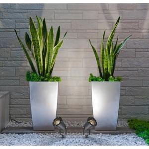 Lampa ogrodowa Titan Street 1 Czarny - 808040101 small 1