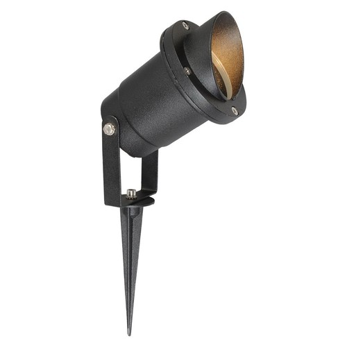 Lampa ogrodowa wbijana Titan Street 1 Czarny - 808040401