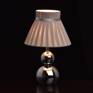 Lampa Stołowa Tina Elegance 1 Chrom - 610030101 small 1