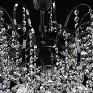 Lampa wisząca Pearl Crystal 6 Szary - 232016306 small 5