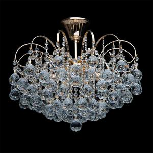 Lampa wisząca Pearl Crystal 6 Złoty - 232016406 small 1
