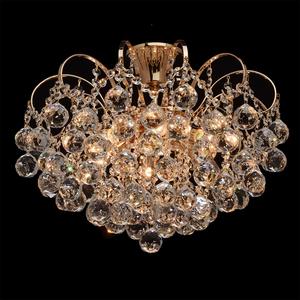 Lampa wisząca Pearl Crystal 6 Złoty - 232016406 small 2