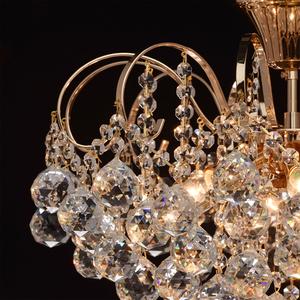 Lampa wisząca Pearl Crystal 6 Złoty - 232016406 small 5