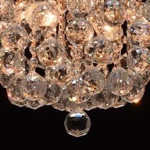 Lampa wisząca Pearl Crystal 6 Złoty - 232016406 small 8