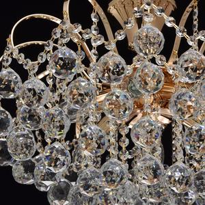 Lampa wisząca Pearl Crystal 6 Złoty - 232016406 small 9