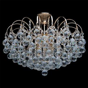 Lampa wisząca Pearl Crystal 8 Złoty - 232016708 small 1