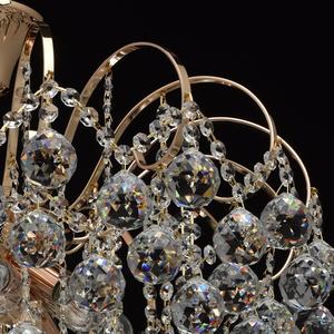 Lampa wisząca Pearl Crystal 8 Złoty - 232016708 small 6