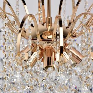 Lampa wisząca Pearl Crystal 8 Złoty - 232016708 small 8