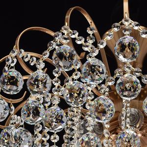 Lampa wisząca Pearl Crystal 8 Mosiądz - 232016808 small 9