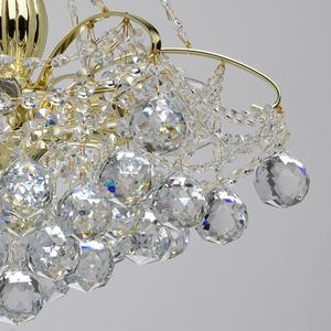 Żyrandol Pearl Crystal 6 Złoty - 232017306 small 3