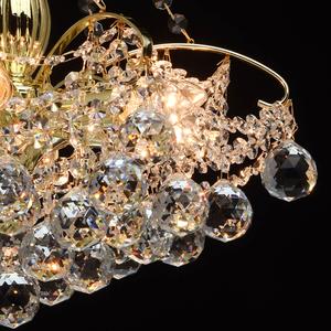 Żyrandol Pearl Crystal 6 Złoty - 232017306 small 4