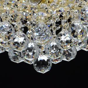 Żyrandol Pearl Crystal 6 Złoty - 232017306 small 10