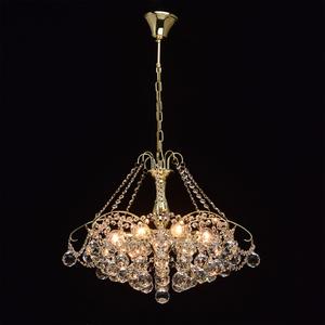 Żyrandol Pearl Crystal 8 Złoty - 232017408 small 1