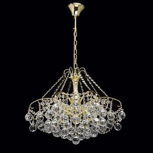 Żyrandol Pearl Crystal 8 Złoty - 232017408 small 3