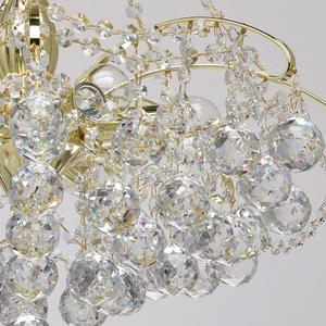 Żyrandol Pearl Crystal 8 Złoty - 232017408 small 4