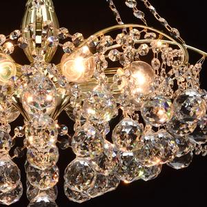 Żyrandol Pearl Crystal 8 Złoty - 232017408 small 5