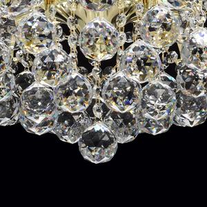 Żyrandol Pearl Crystal 8 Złoty - 232017408 small 6