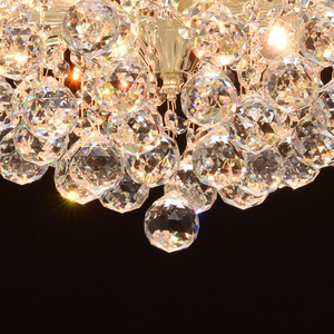 Żyrandol Pearl Crystal 8 Złoty - 232017408 small 7