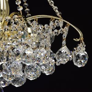 Żyrandol Pearl Crystal 8 Złoty - 232017408 small 8