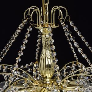 Żyrandol Pearl Crystal 8 Złoty - 232017408 small 10