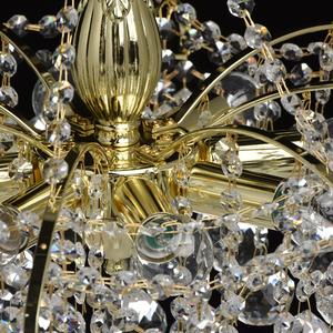 Żyrandol Pearl Crystal 8 Złoty - 232017408 small 11