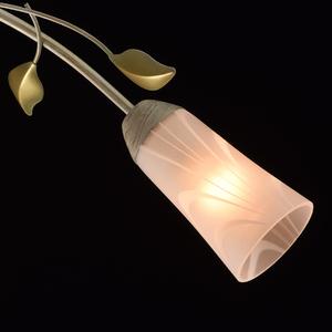 Lampa wisząca Verona Flora 6 Beżowy - 242015306 small 4