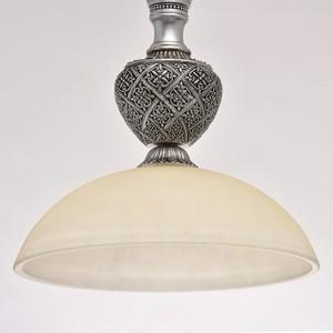 Lampa wisząca Bologna Country 1 Srebrny - 254015201 small 3