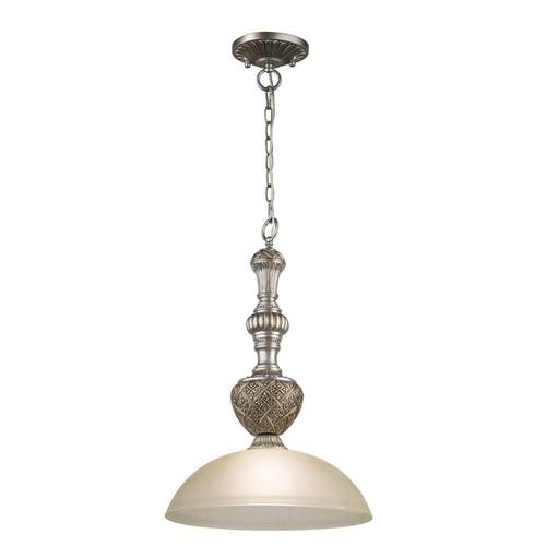 Lampa wisząca Bologna Country 1 Srebrny - 254015201