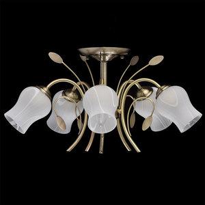 Lampa wisząca Flora Flora 5 Brązowy - 256018205 small 3