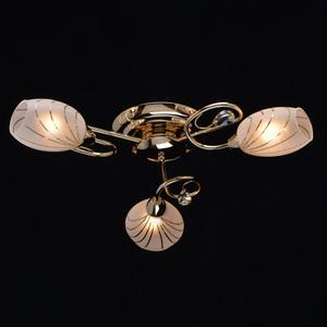 Lampa wisząca Sabrina Megapolis 3 Złoty - 267012803 small 0