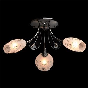 Lampa wisząca Sabrina Megapolis 3 Szary - 267013403 small 2