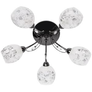 Lampa wisząca Sabrina Megapolis 5 Szary - 267013505 small 3
