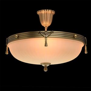 Lampa wisząca Aphrodite Classic 4 Mosiądz - 317011504 small 1